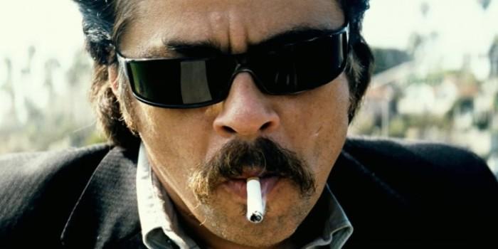 Benicio Del Toro carries the whole film