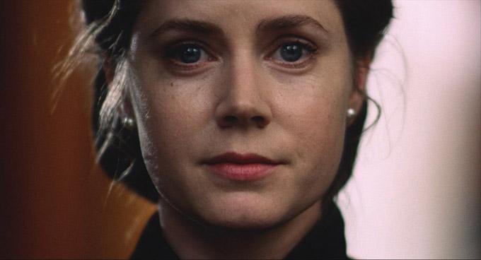 Amy Adams as Lady MacBeth, no, Peggy Dodd