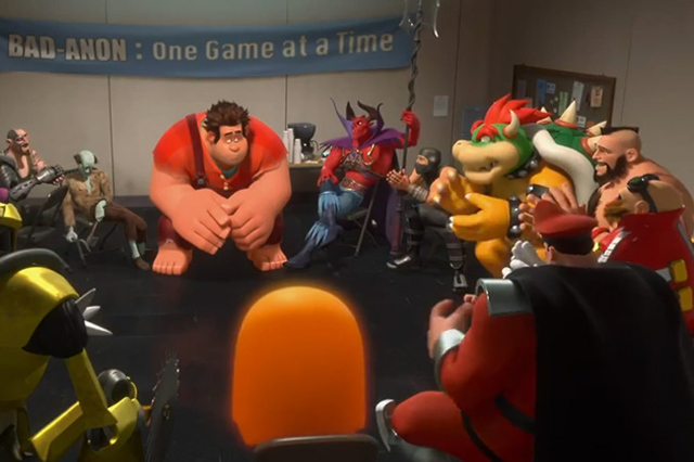 Bad Guys Support Meeting